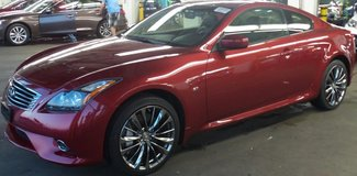2015 Infinity Q60 S AWD Coupe in Stuttgart, GE