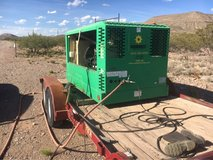 375 CFM Air compressor diesel in Kirtland AFB, New Mexico
