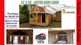 It's A Mancave, It's A She-shed, It could be the home of your dreams!! in Fort Leonard Wood, Missouri