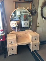 Old vanity in Conroe, Texas