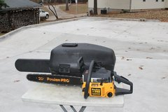 Poulan Pro 295 Chainsaw w/case in Warner Robins, Georgia