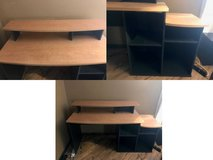 computer desk good condition in Fort Leonard Wood, Missouri