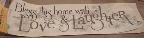 WALL DECALS in Sugar Grove, Illinois