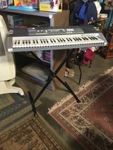 Casio keyboard in Alamogordo, New Mexico