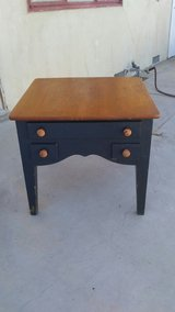 vintage table with drawers in 29 Palms, California
