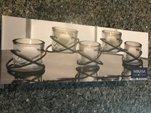 New in box candle holder by mikasa in Plainfield, Illinois