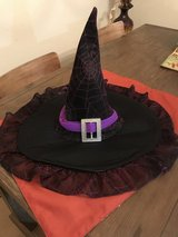 Witch Hat in Camp Pendleton, California