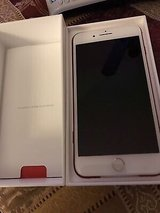 Brand new Apple iPhone 7 Plus - 128GB -Red in Camp Humphreys, South Korea
