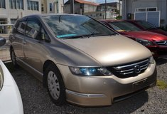 *SALE!* 06 Honda Odyssey!* 7 Seater! Excellent Condition, 500 Series, Clean!* Brand New JCI & Ro... in Okinawa, Japan