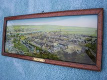 Framed Picture of Trier (circa. 1920) in Ramstein, Germany
