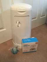 ARM&HAMMER DIAPER PAIL&REFILLS in Fort Leonard Wood, Missouri