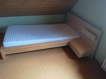 IKEA MALM Bed in Baumholder, GE