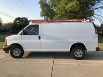 2017 Chevy Express 2500 in Naperville, Illinois