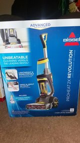BRAND NEW The BISSELL ProHeat 2X Revolution carpet cleaner in Fort Bragg, North Carolina