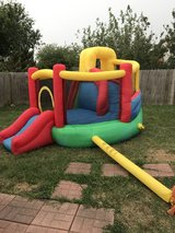 Little tykes bounce house in Converse, Texas