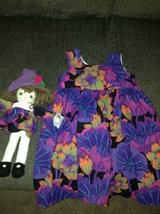 Purple Dress with Doll 3T in Westmont, Illinois