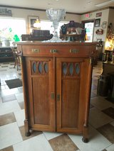 Antique European Walnut Cabinet in Fort Leonard Wood, Missouri