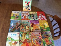 Walt Disney's Wonderful World of Reading Glossy Hardcover Books; 13 Books Excellent Cond. in Cherry Point, North Carolina