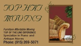 FURNITURE MOVERS in El Paso, Texas