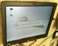 "hp Compaq tc4200 12"" convertible tablet notebook running Linux Mint in Tacoma, Washington"