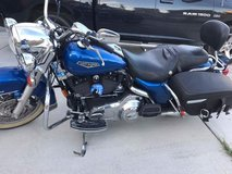 2007 H-D Road King w/ LOW MILES in Fort Carson, Colorado