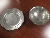 Colonial Pewter Dish set in Naperville, Illinois