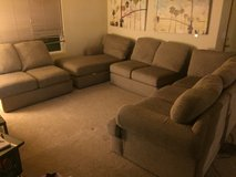 Sectional couch in Fort Lewis, Washington