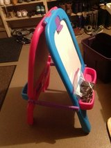 Kids Art easel with animal magnets in Naperville, Illinois