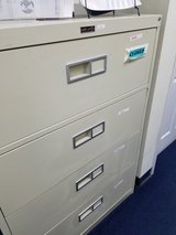 lateral filing cabinet with three keys in Camp Pendleton, California