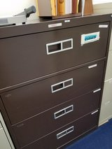 lateral filing cabinet with  keys in Camp Pendleton, California