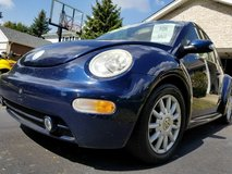 2005 VW New Beatle in Westmont, Illinois