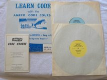 Learn Morse Code LP Record Set in 29 Palms, California