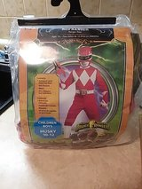 Red Ranger Halloween costume in Alamogordo, New Mexico