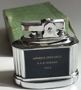 1962 Airmens Open Mess NAB Okinawa Firefly Table lighter (NEW) in Okinawa, Japan