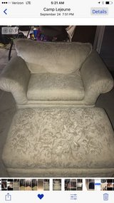 perfect little couch with comfortable but store in Cherry Point, North Carolina