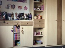 Baby/kid room furniture (6 piece) in Ramstein, Germany