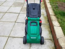 QUALCAST ELECTRIC LAWMOWERS in Lakenheath, UK
