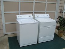 Washer and Dryer Whirlpool Set Large tub-Super Reliable And Guaranteed in Perry, Georgia