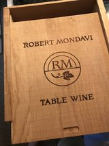 Wooden wine box in Warner Robins, Georgia