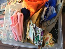 Fabric Lot in Camp Pendleton, California