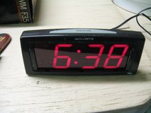 Alarm Clock in Alamogordo, New Mexico