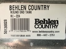 Behlen Country RE224 Galvanized Steel Round End Stock Tank in Ramstein, Germany