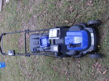 Kobalt 40 volt cordless mower in Fort Leonard Wood, Missouri