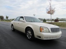 2002 Cadillac Deville in Lockport, Illinois