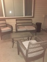 patio set in Vacaville, California