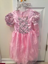 Halloween costume pink princess 3t-4t in Chicago, Illinois