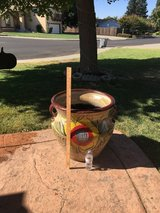 NEW large clay Flower pots in Vacaville, California