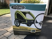 inStep Two Seat Bicycle Trailer in Naperville, Illinois