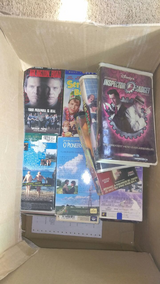 VHS tapes in Bartlett, Illinois