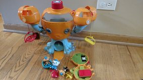 Octonauts Octopod in Naperville, Illinois
